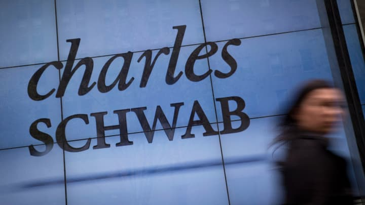 Schwab is reportedly in talks to buy USAA's wealth management, brokerage units for $2 billion