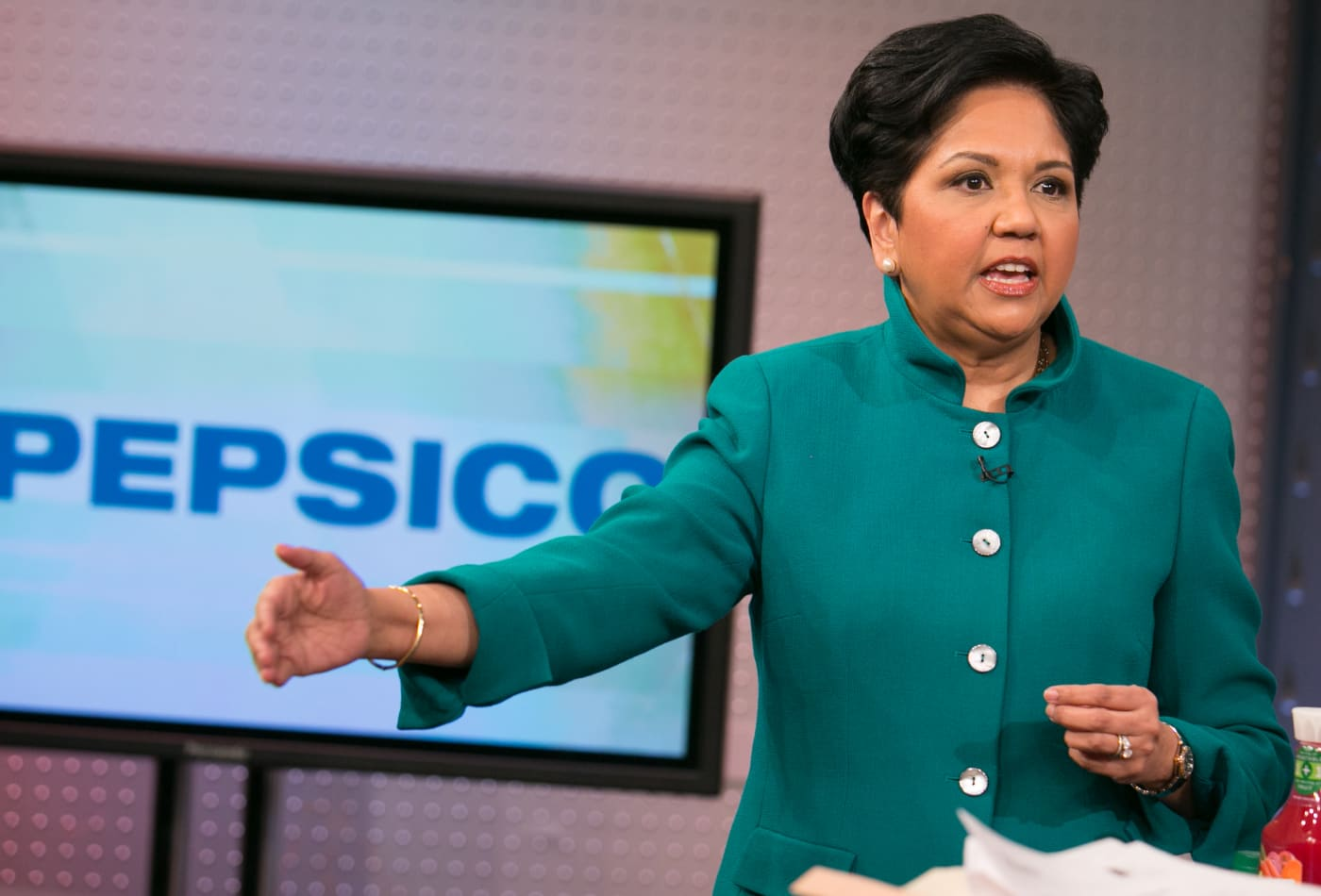 PepsiCo CEO Indra Nooyi: 5 habits that drove her success