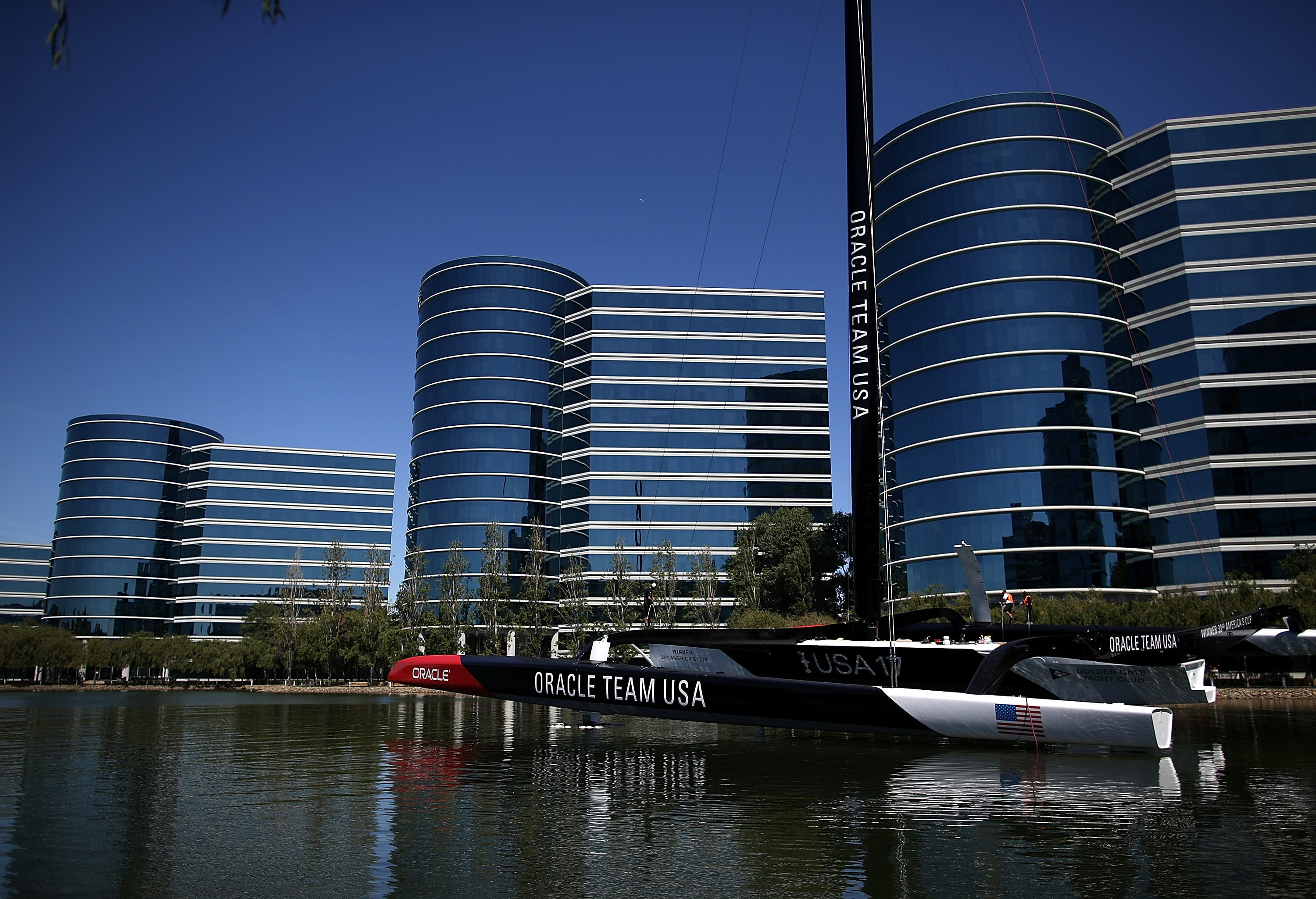 Reusable: Oracle Corp. headquarters
