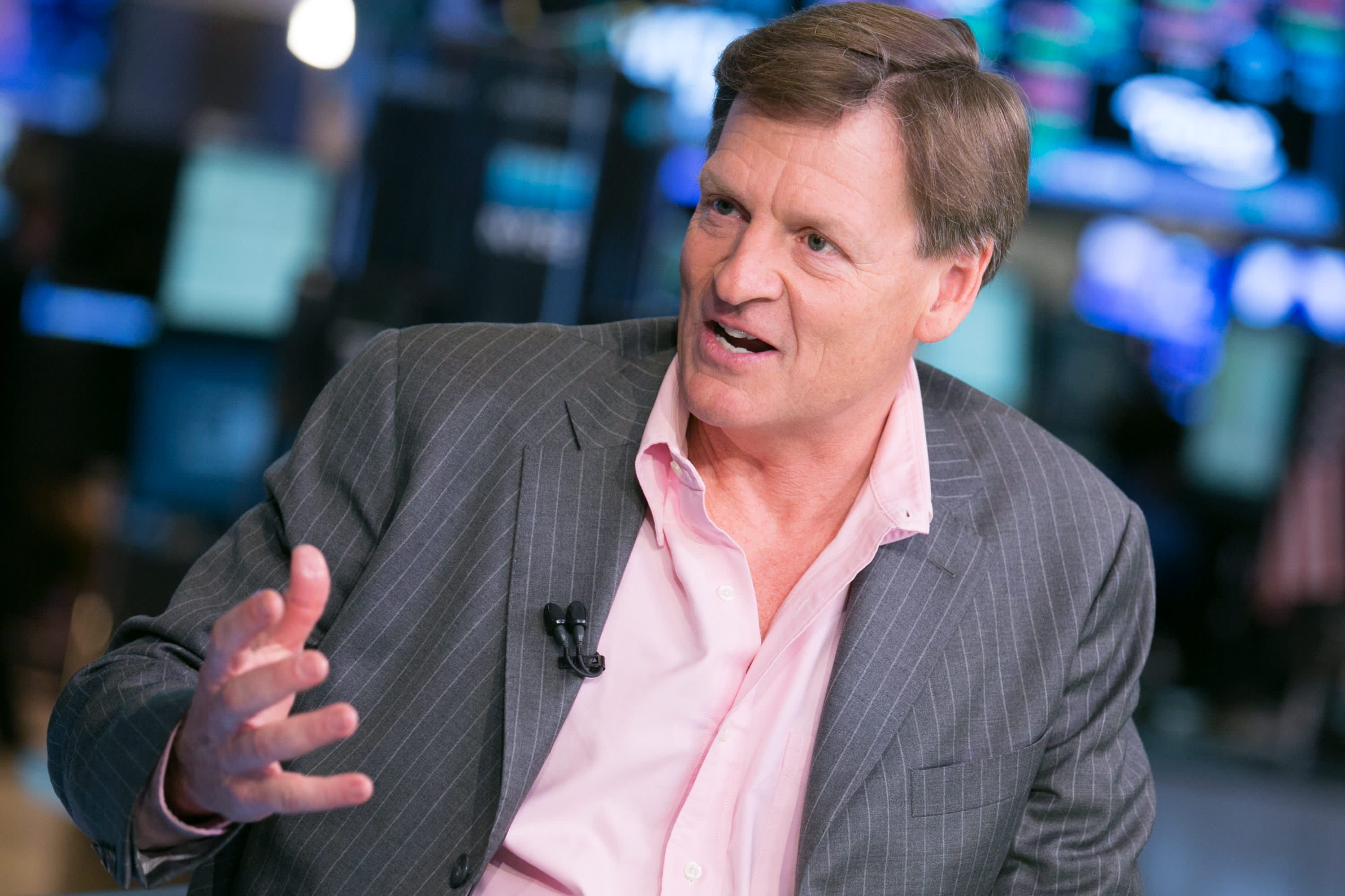 Moneyball Author Michael Lewis Says Being Lazy Is The