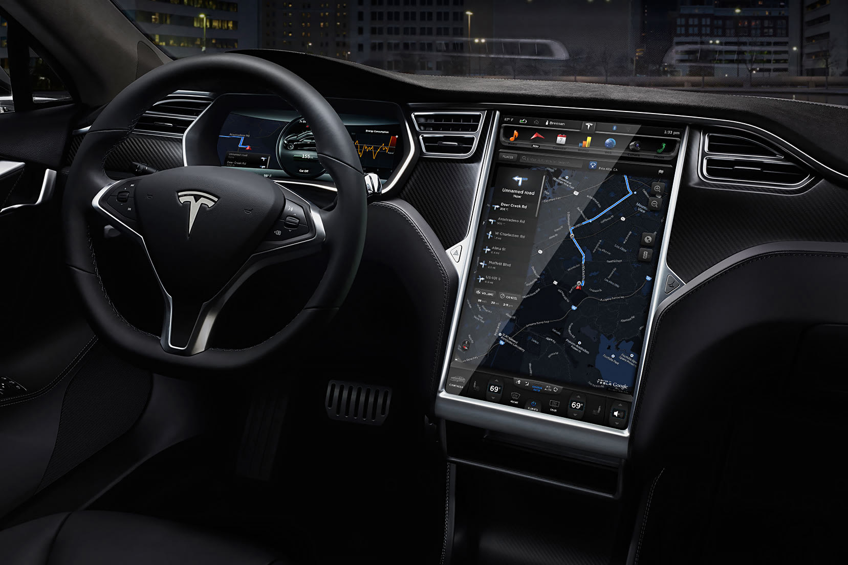 Tesla Upgrades The Model S
