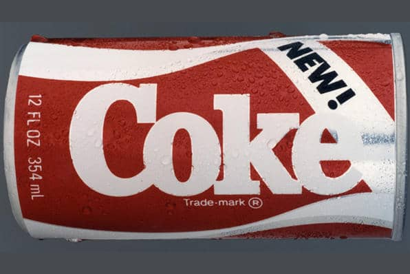 new coke failure ppt