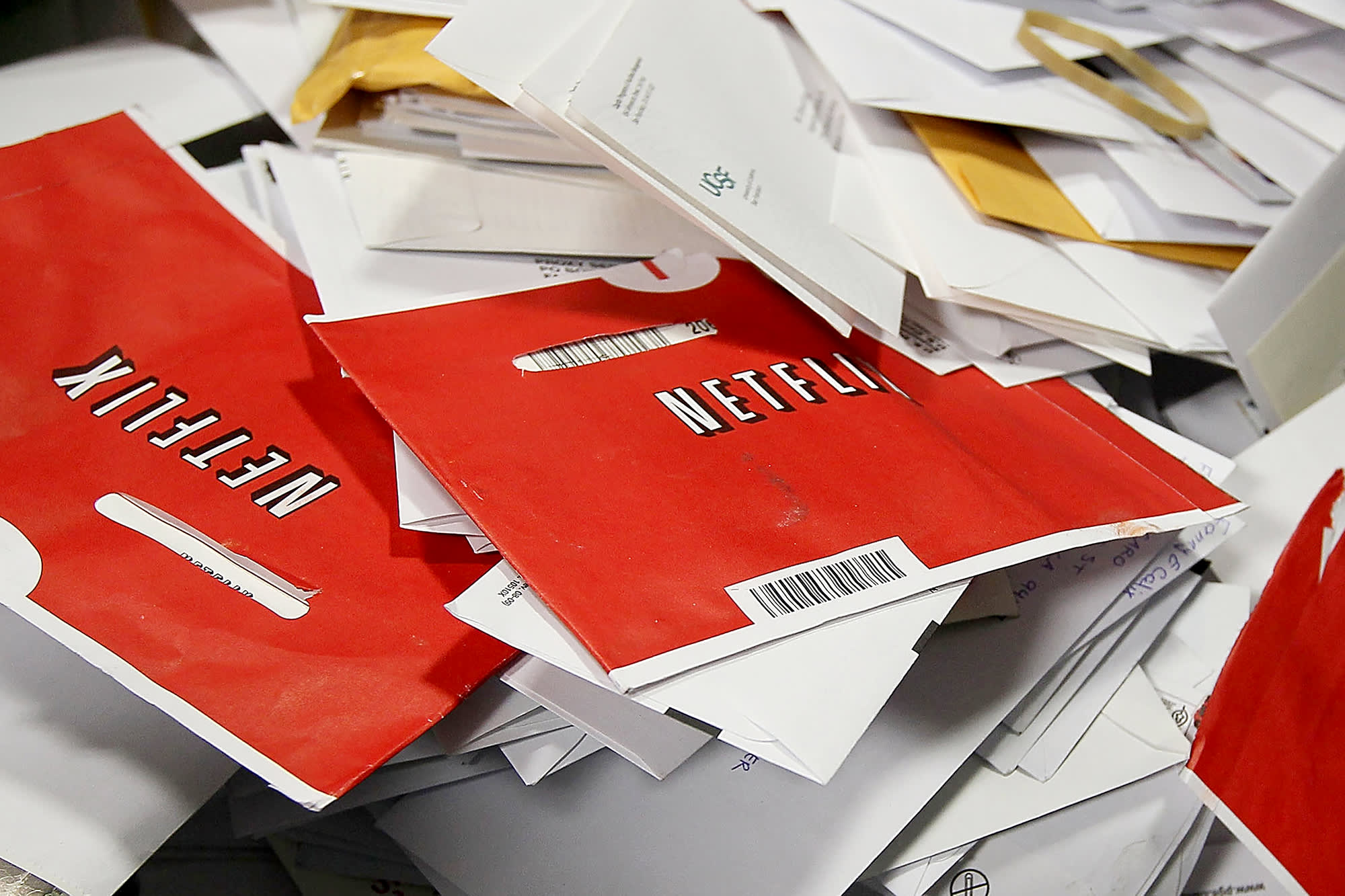 Netflix DVD business still alive, what is it like to work there?