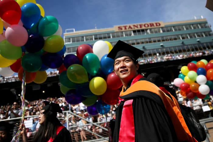 Reusable: Stanford University graduation