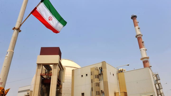 Iran says it will break internationally-agreed limit on uranium levels in 10 days