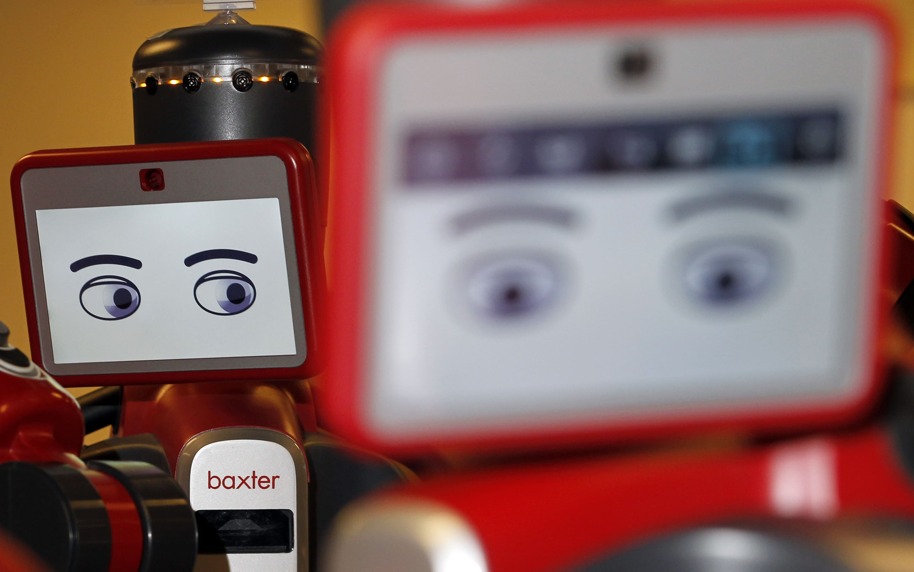 Baxter robots