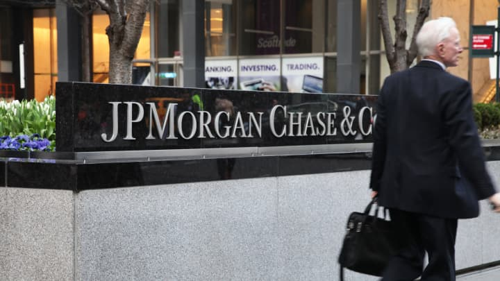 JP Morgan hired a top Google executive for Wall Street's