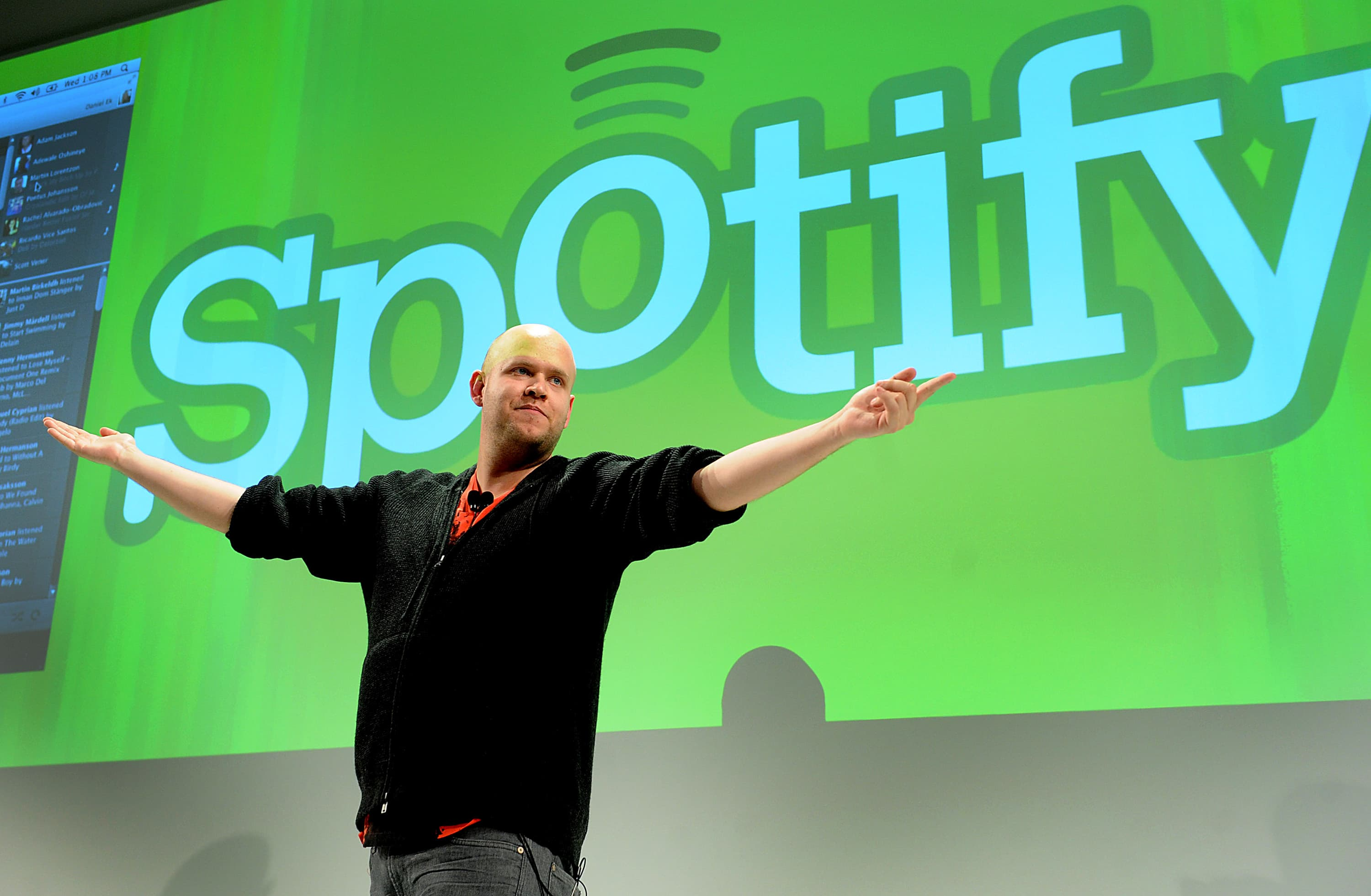 How Spotify's direct listing is different from an IPO
