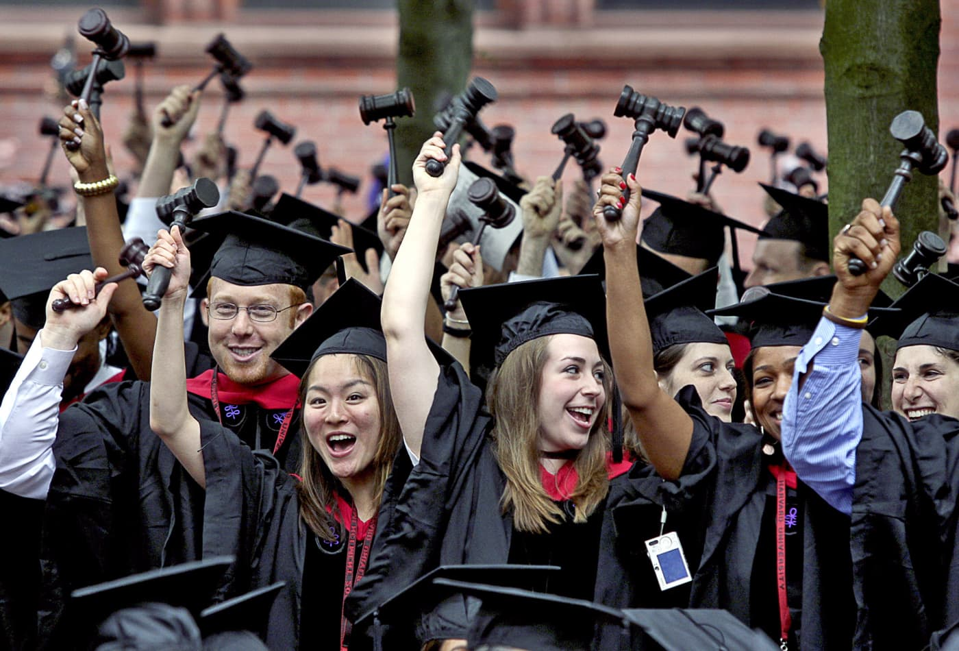 Mid career salaries of the top law schools in America