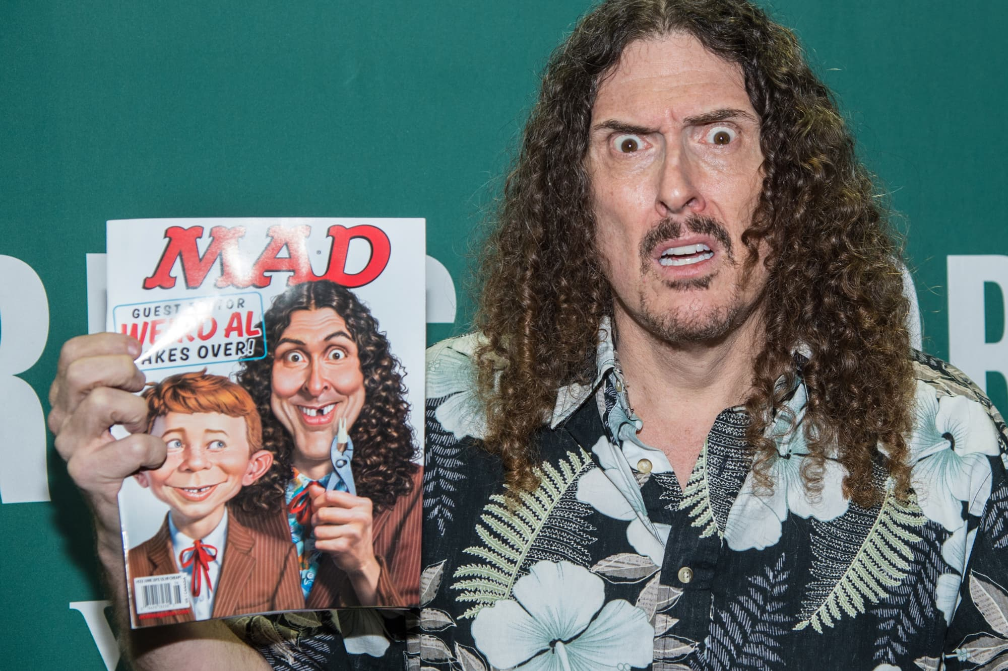 MAD magazine to leave newsstands. No, really! thumbnail