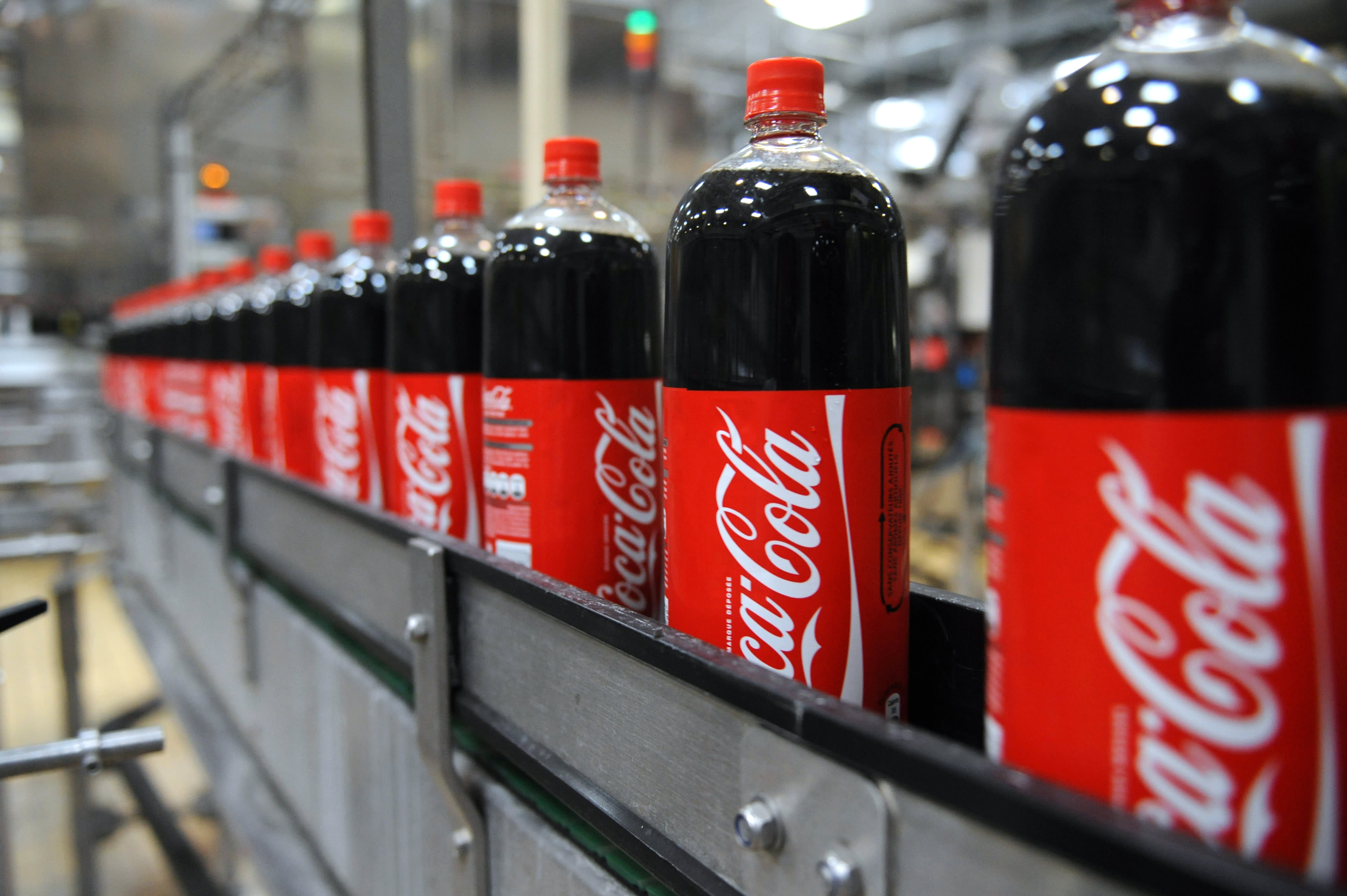 UBS upgrades Coca-Cola, says its stable earnings growth perfect for these 'defensive times'
