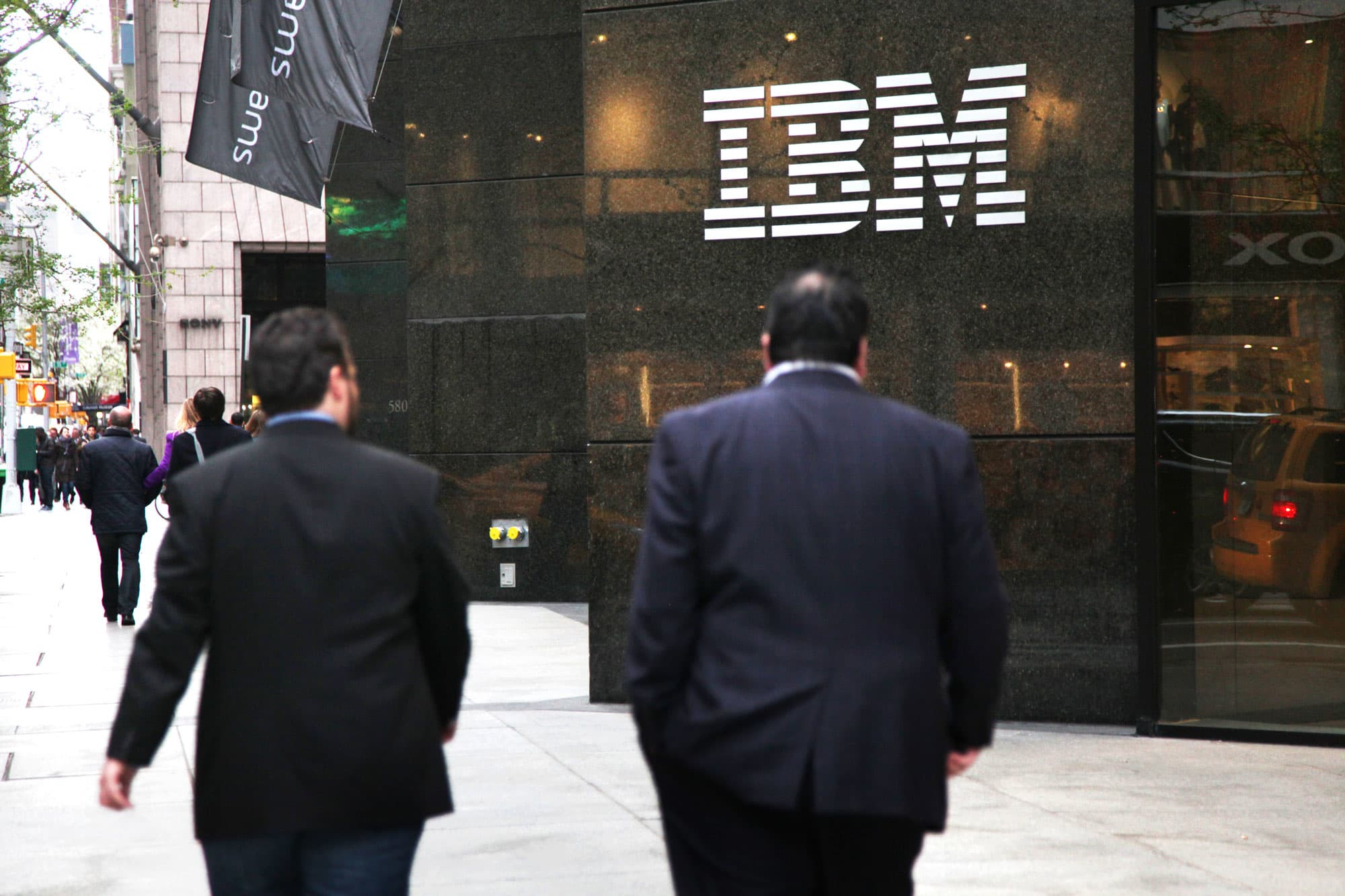 IBM, United Airlines, Zions Bancorp and more