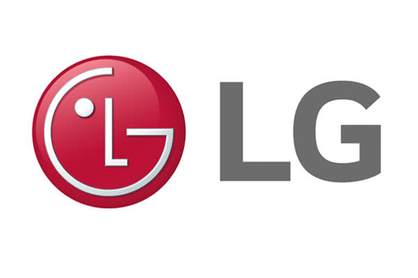 ONE TIME USE: LG logo