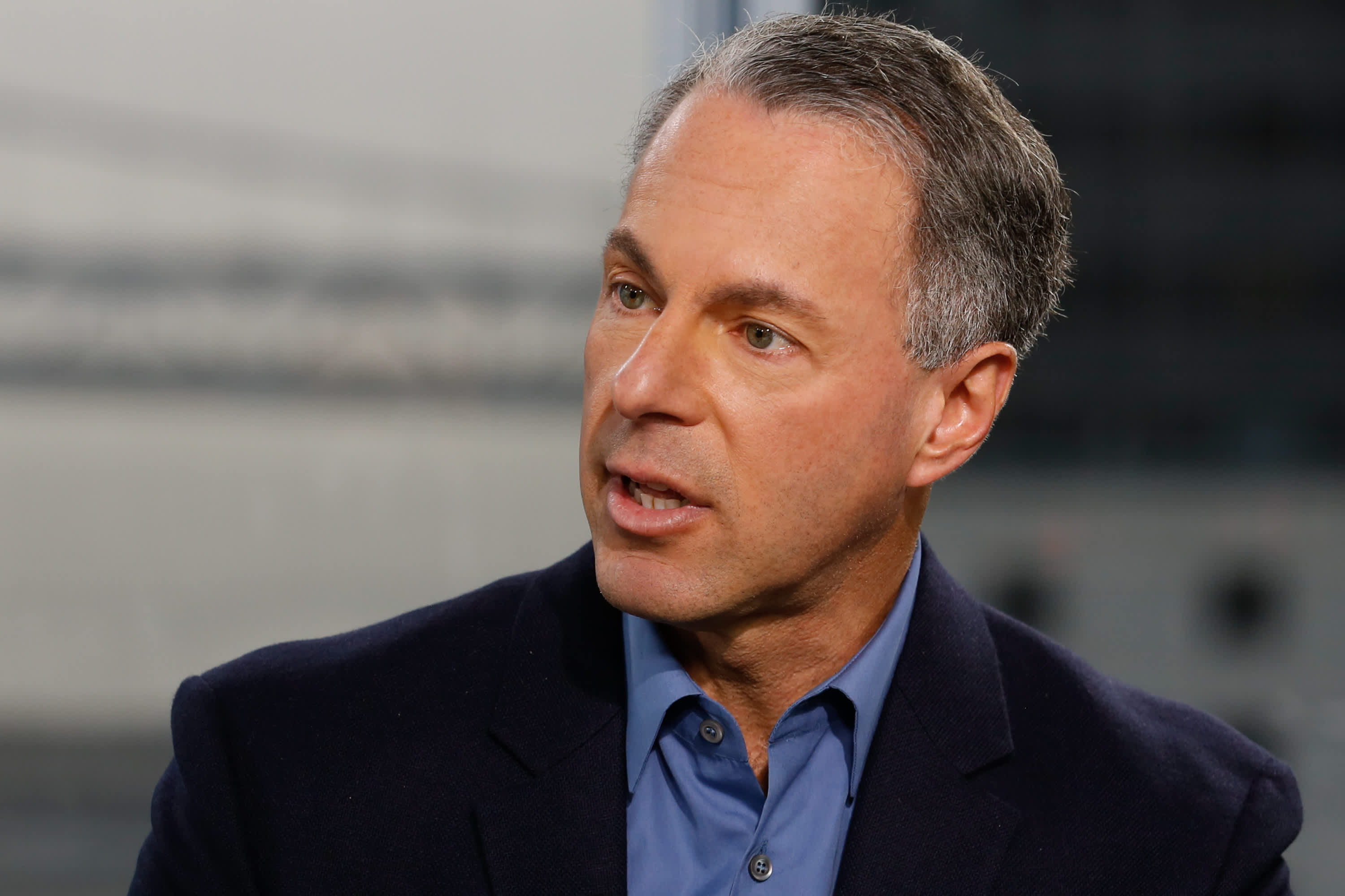 EBay CEO Devin Wenig is stepping down as the company reviews potential sale of assets