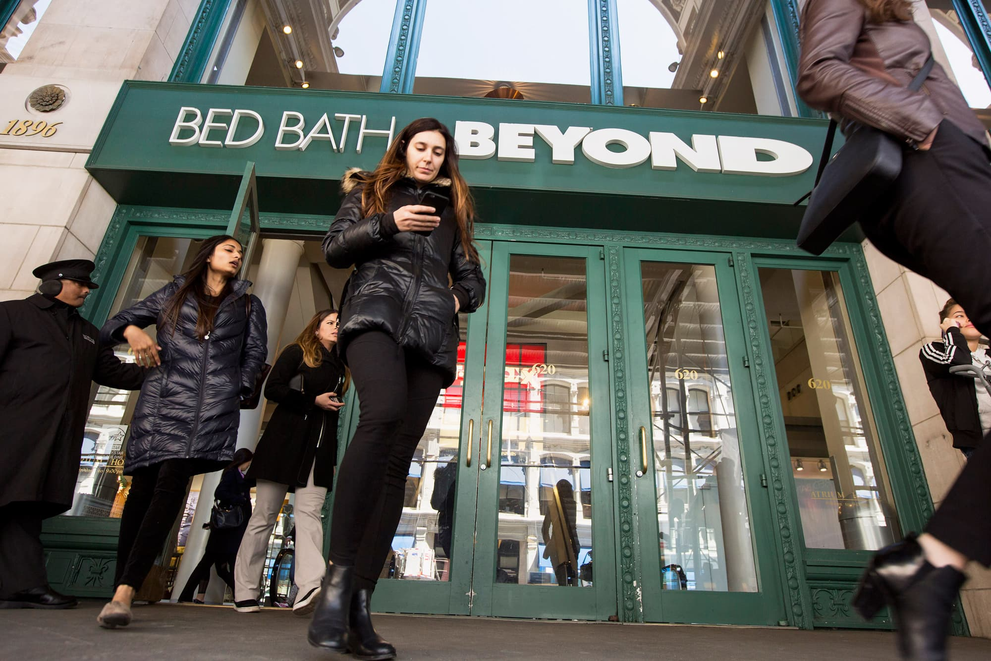Bed Bath & Beyond (BBBY) reports Q4 2019 beat