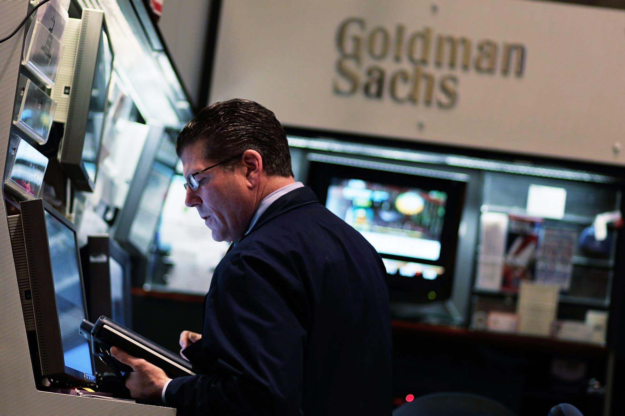 Goldman Sachs shares fall after Bank of America says 1MDB scandal