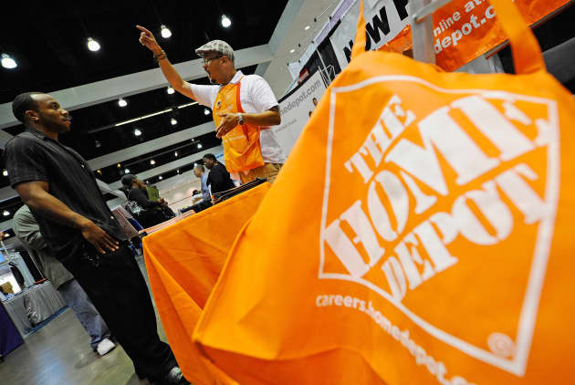 Home Depot Shares Hit All Time High As Housing Momentum Swells
