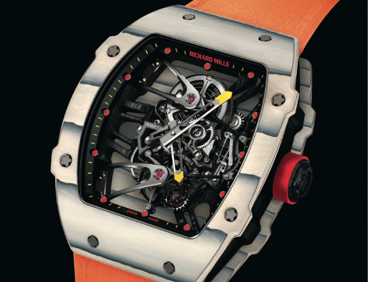 Rafael Nadal S 775k Watch Will Likely Sell Out