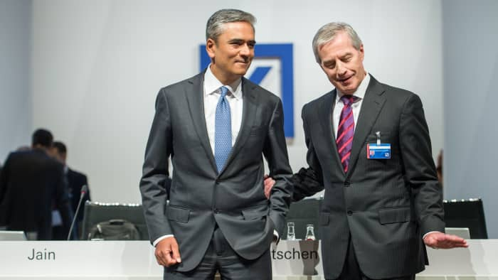 Deutsche Bank: Why the dual-CEO system failed