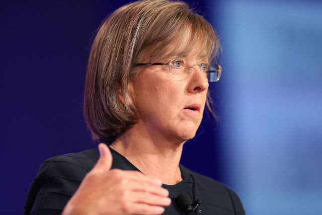 Mary Meeker at 2015 Code Conference.