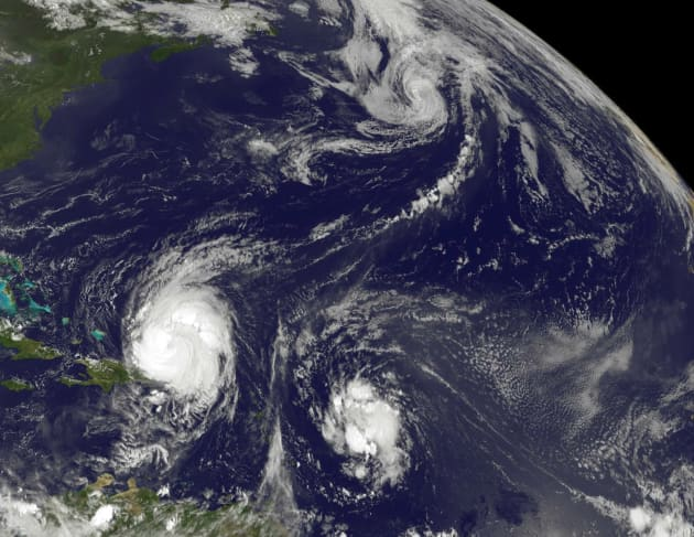 Which Hurricane Forecast Model Is The Best - Us-navy-hurricane-tracking-map