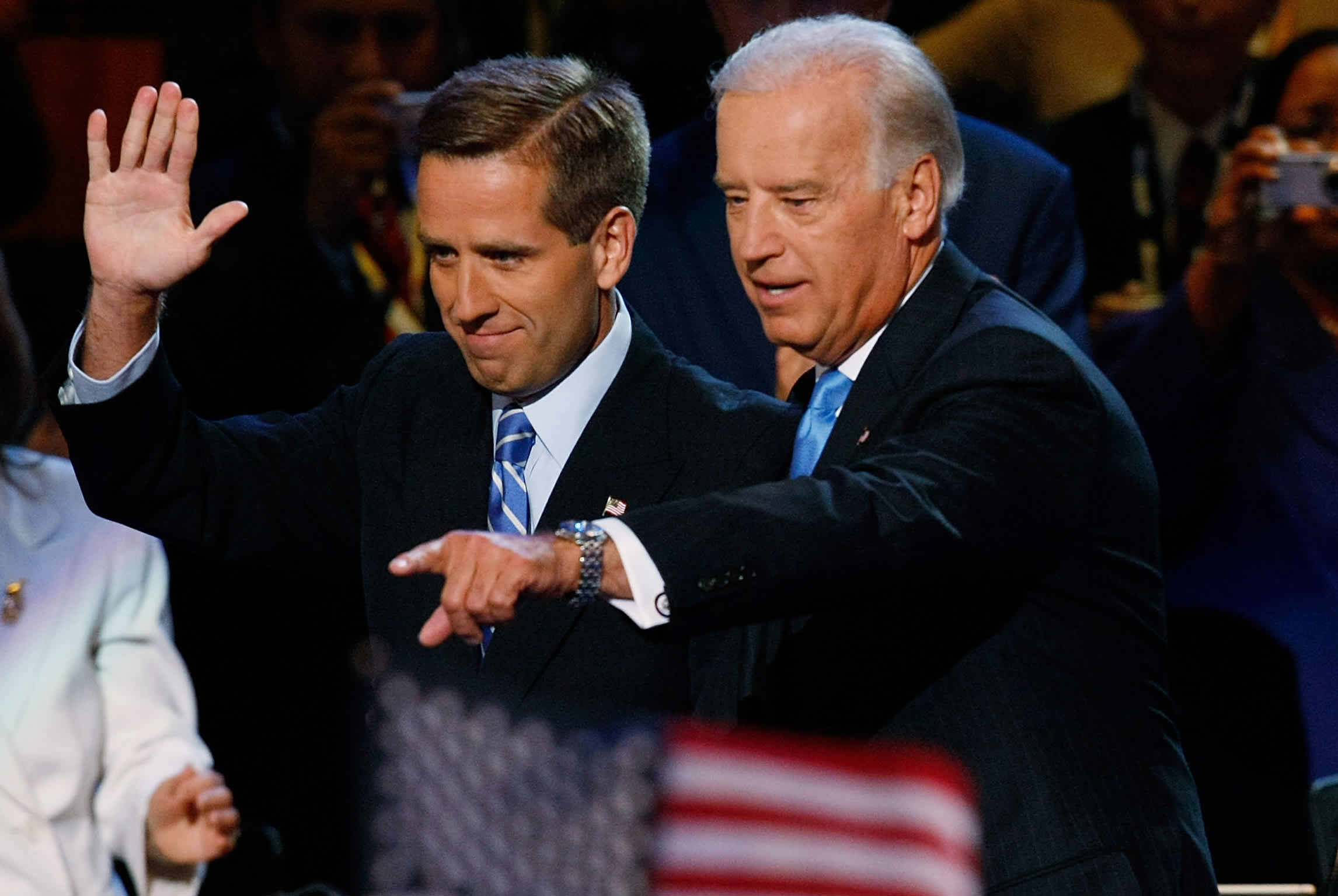 U S Vice President Joe Biden S Son Beau Dies