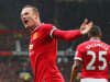 Wayne Rooney of Manchester United celebrates a goal during a Barclays Premier League match between Manchester United and Manchester City at Old Trafford on April 12, 2015.