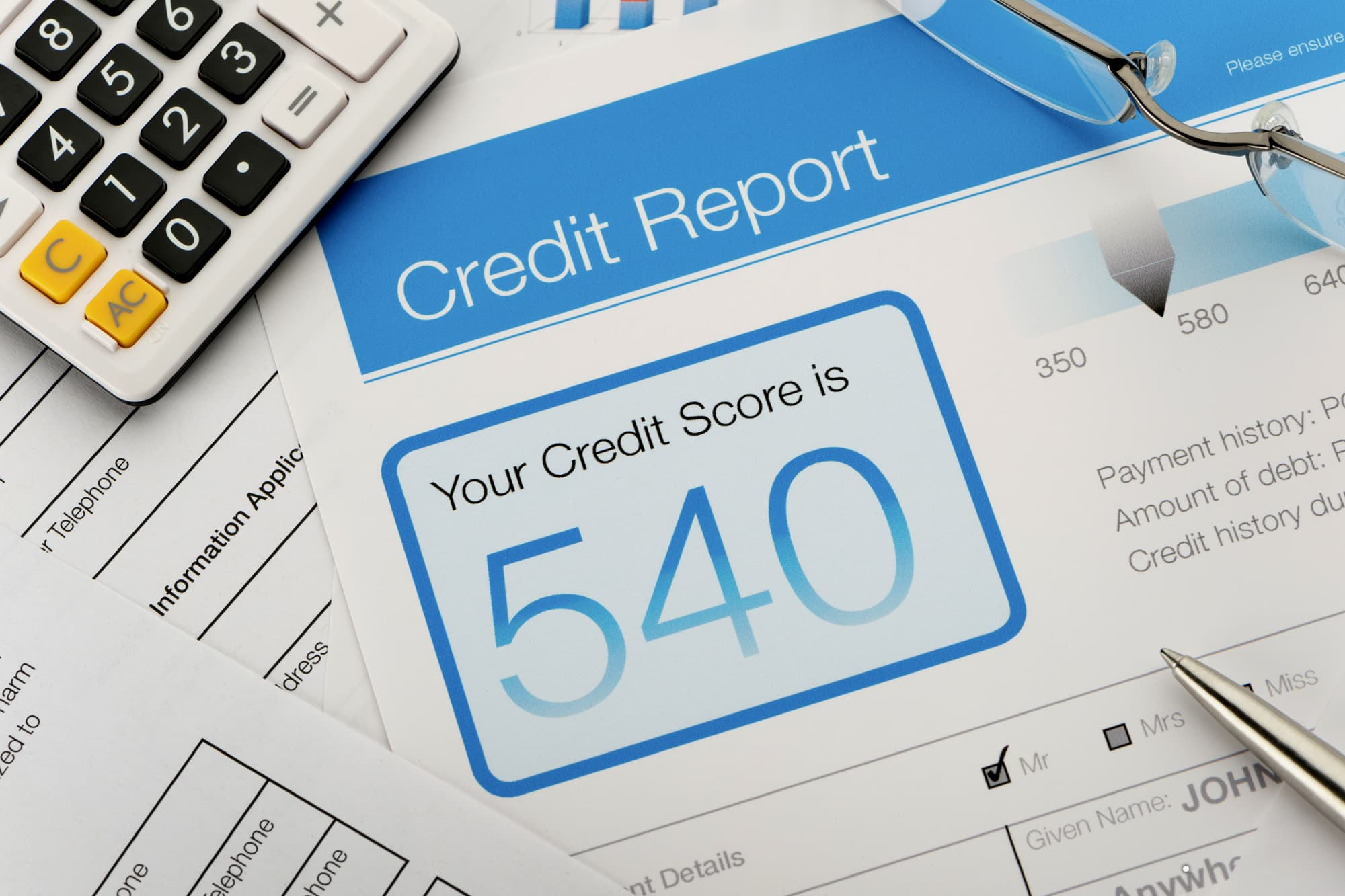 Here's how you can quickly raise your credit score and land a small business loan