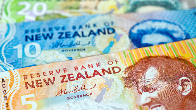 The New Currency Trade Short Kiwi