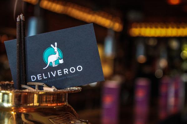 Amazon is offering Prime customers free delivery on Deliveroo takeout orders over a certain amount for a year.