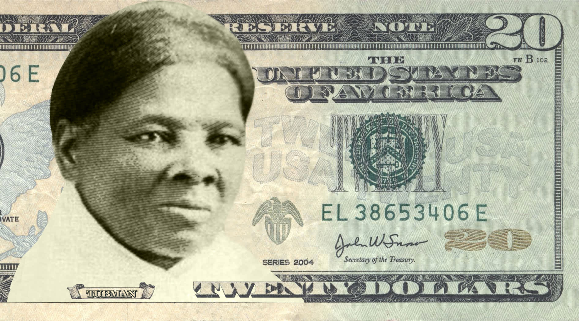 Harriet Tubman 20 Bill No Longer Coming In 2020