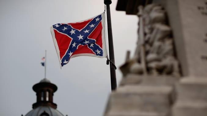 Who will sell Confederate flags now?