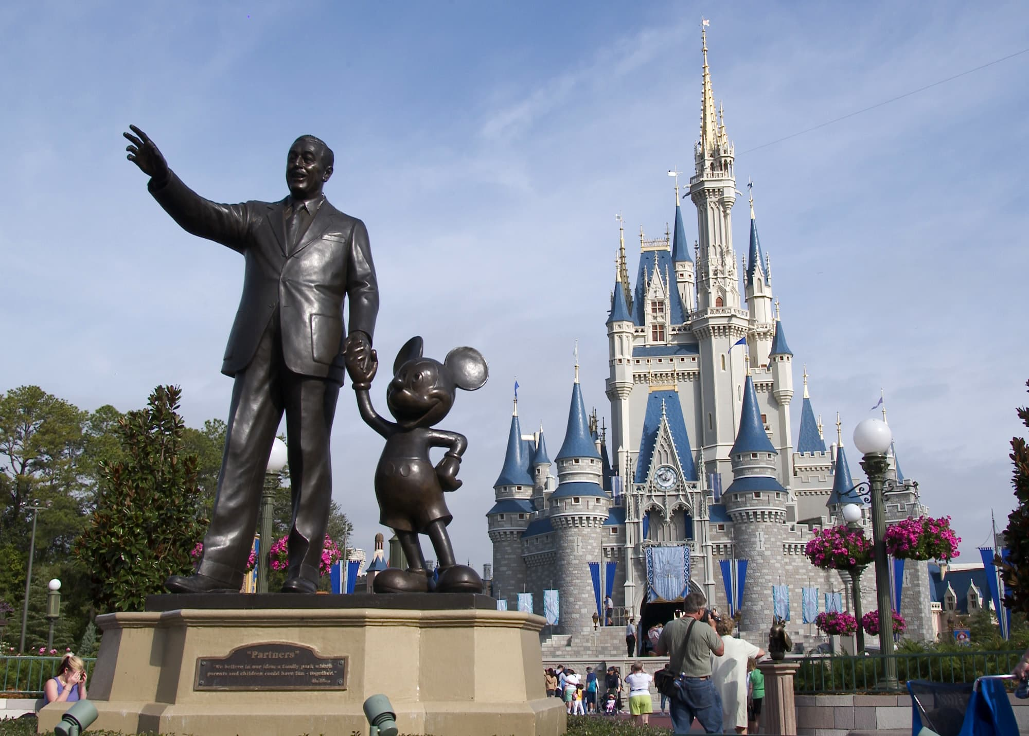 Disney to reopen Magic Kingdom on July 11, Epcot on July 15