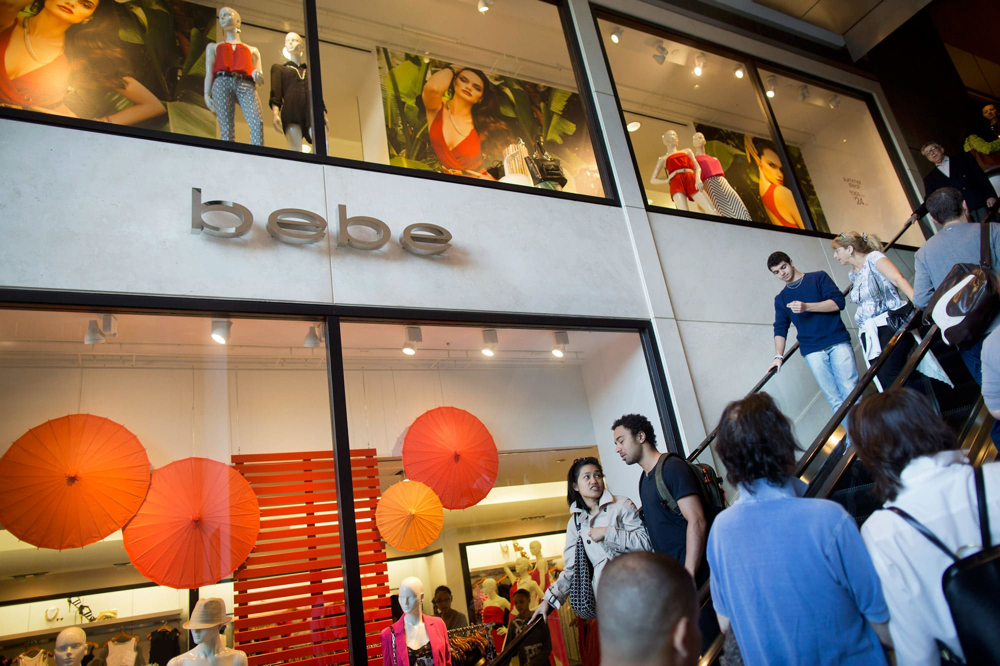 8e3071c310 Retailer Bebe to close all 175 of its stores