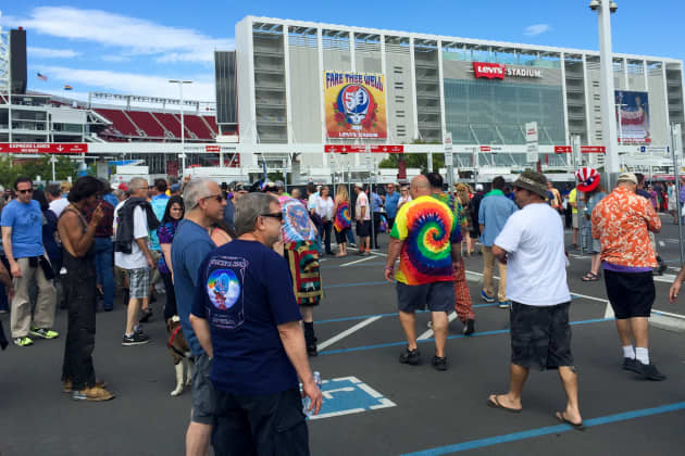 Confessions of a Deadhead: 40 years with the Grateful Dead