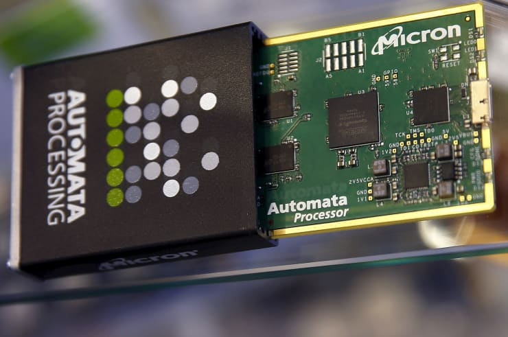 RT: Micron Technology chip