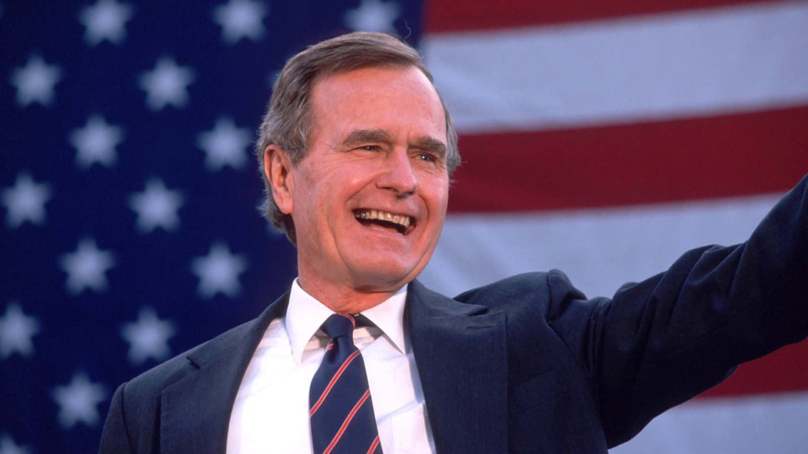 Former President George Hw Bush Dies At Age 94