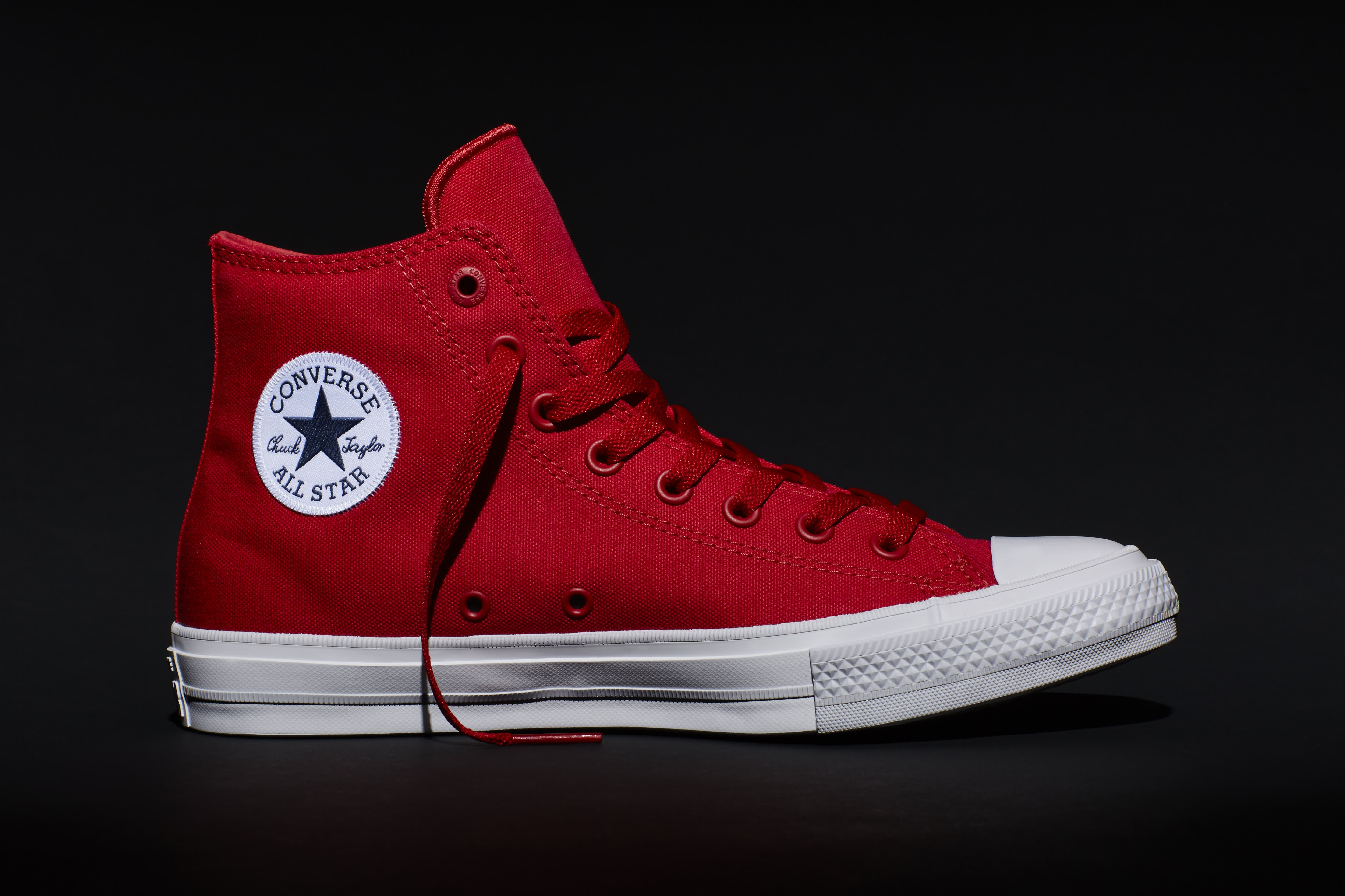 7144ab958004 Converse makes first change in a century to the Chuck Taylor All Star  sneaker