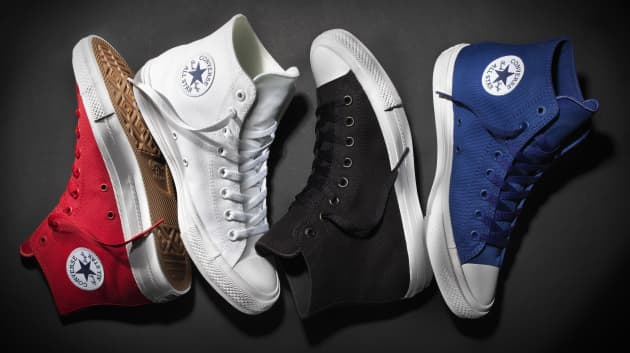 f7c8b1f4e7d5 Converse makes first change in a century to the Chuck Taylor All ...