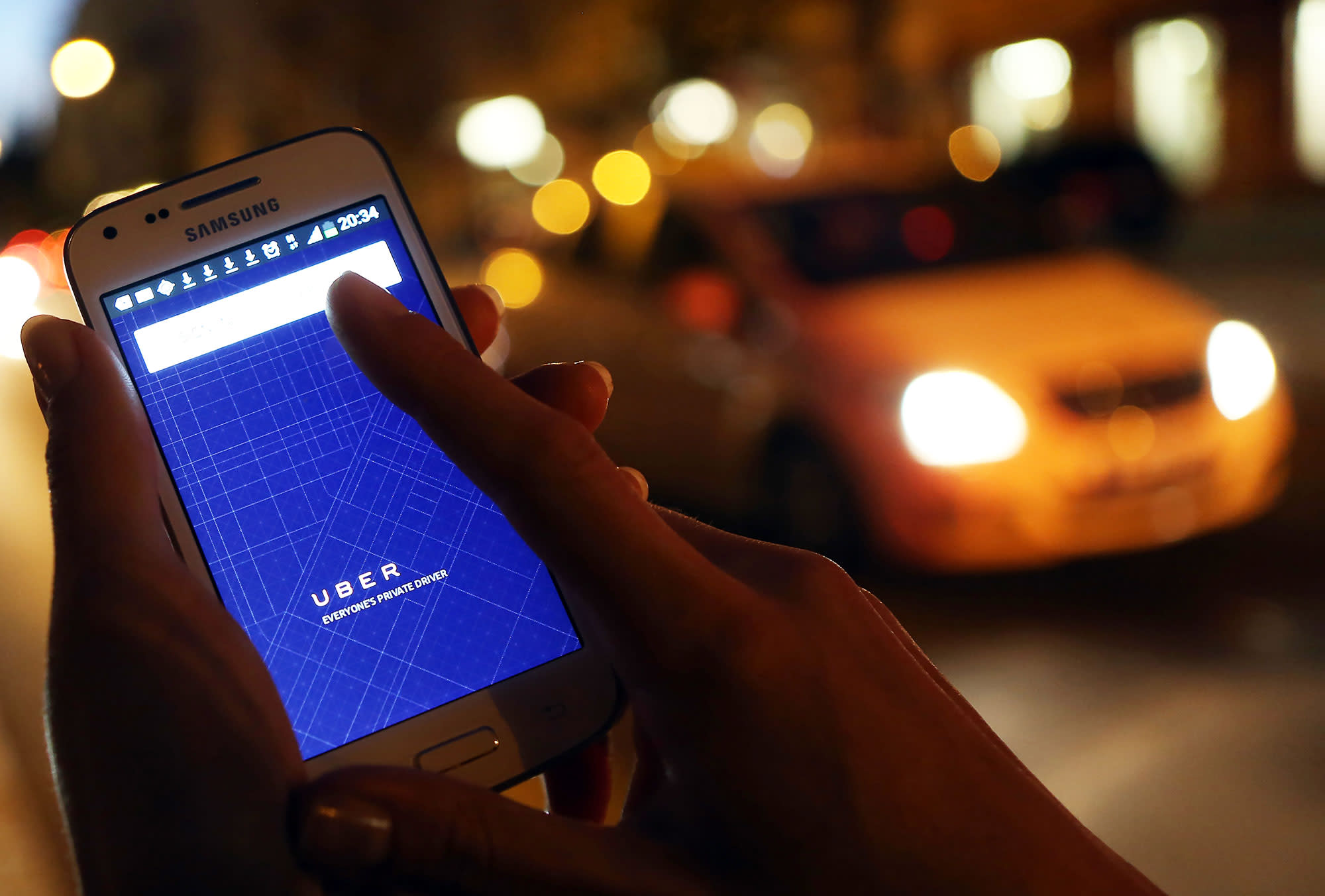 Uber talks growth, competition, and it's future