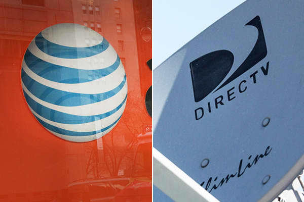 AT&T nears deal with TPG to sell large minority stake in DirecTV, U-verse at $15 billion valuation