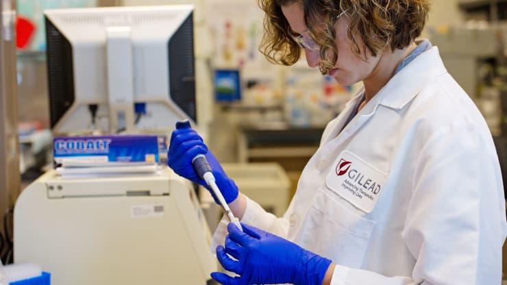 US plans trial of Gilead coronavirus drug remdesivir