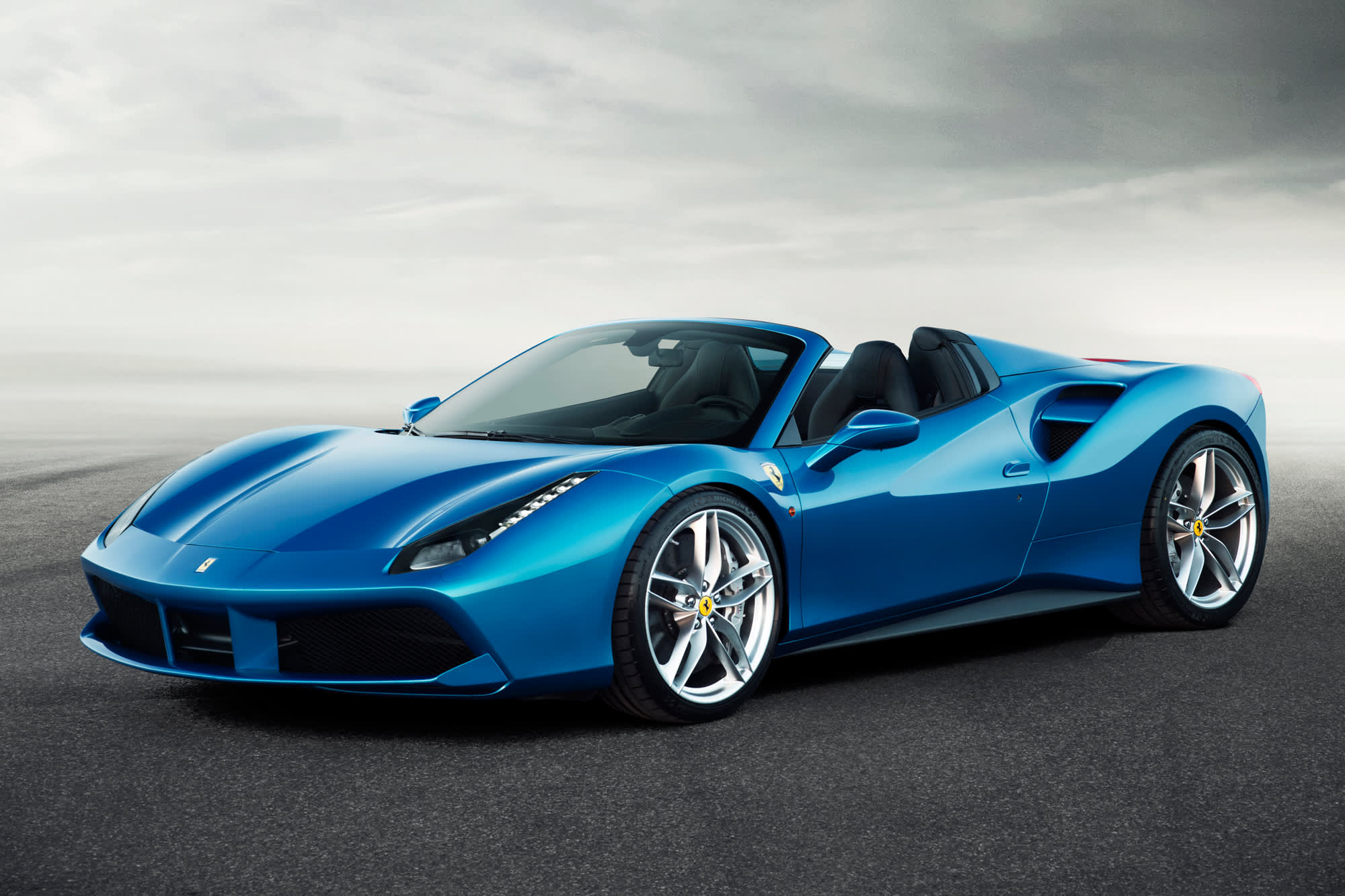 Ferrari Valued At Up To 9 8 Billion In U S Ipo Fiat Chrysler To Sell 10