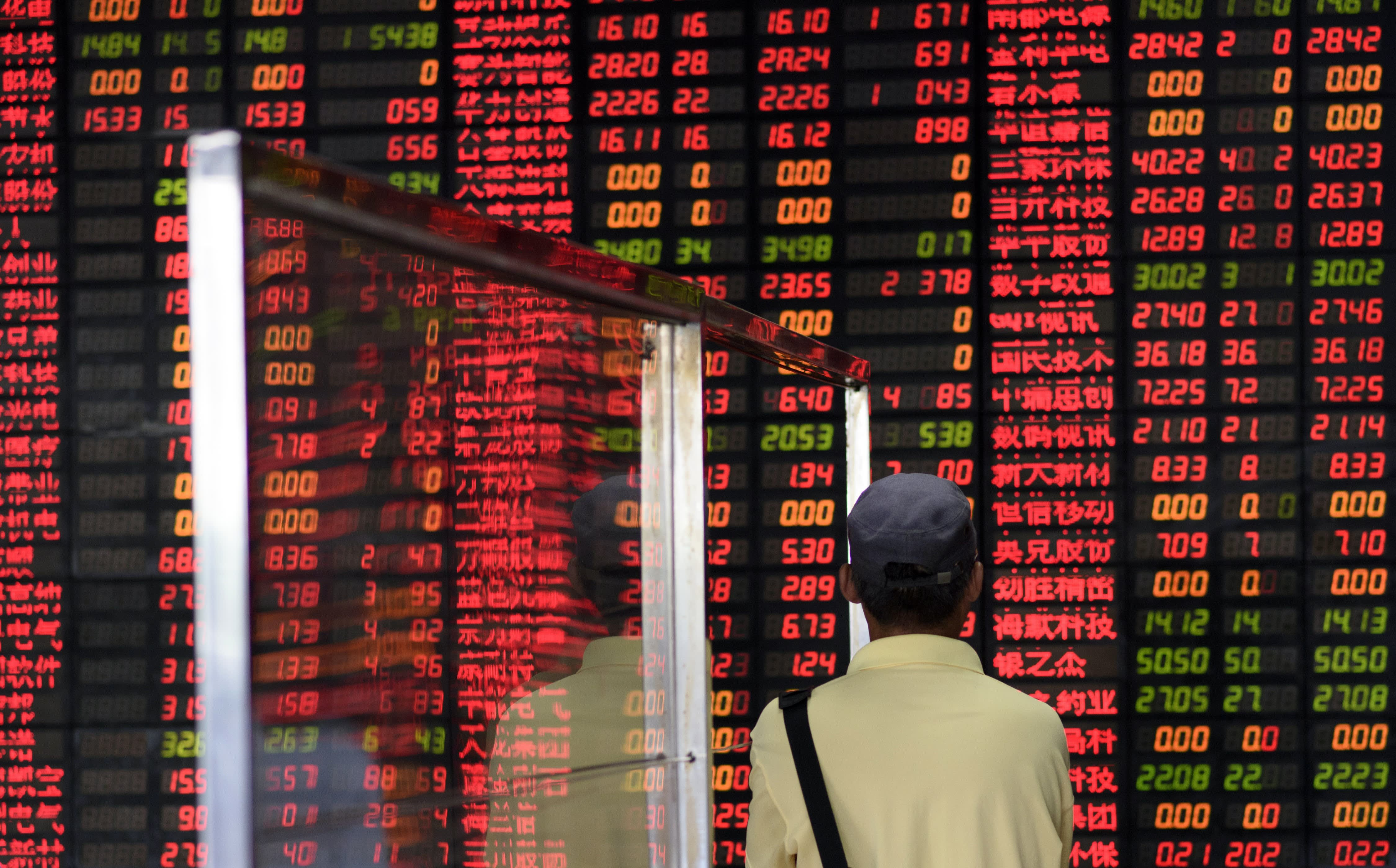 Goldman: Government-directed traders bought up billions in Chinese stocks last quarter