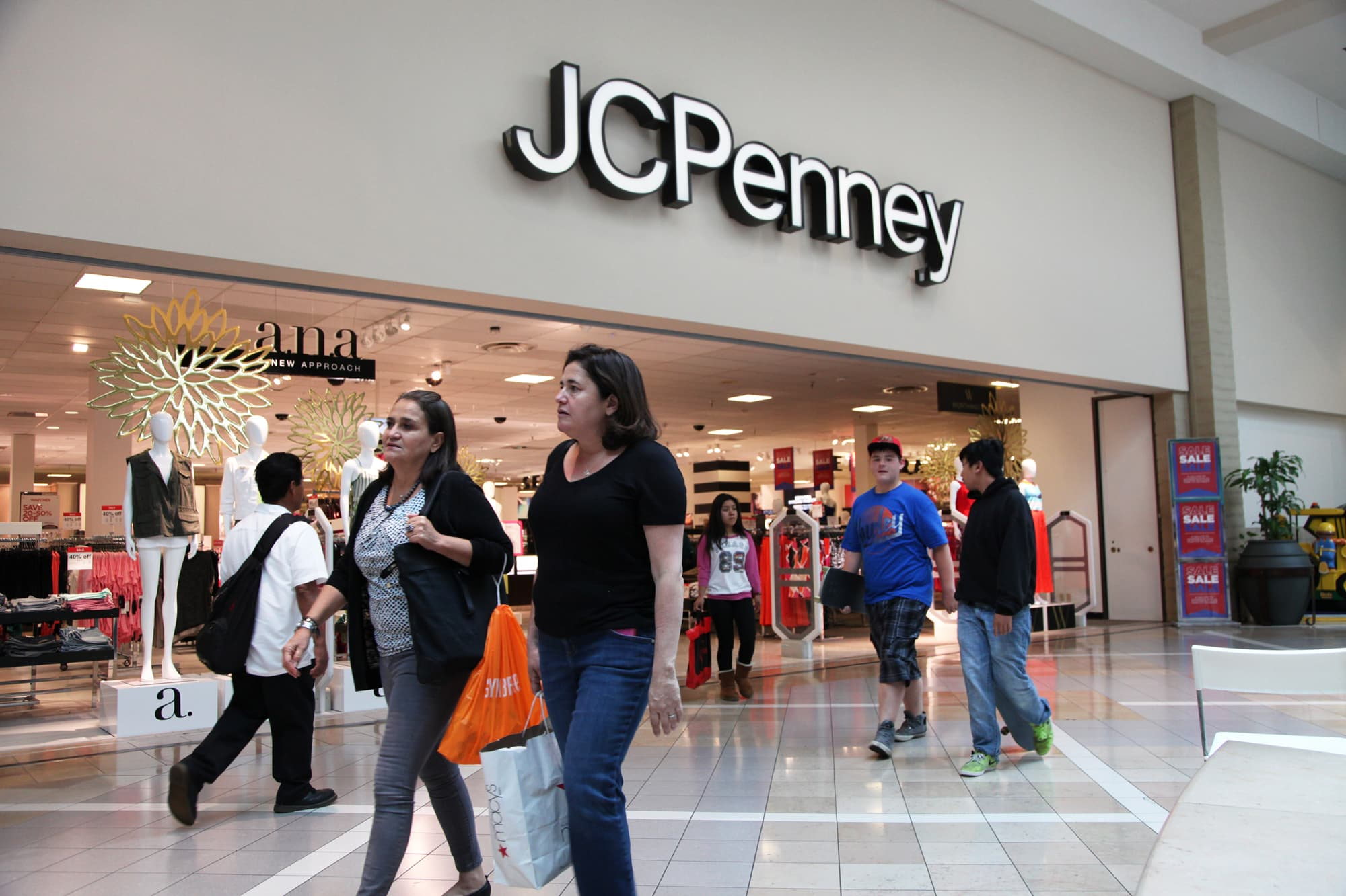 Mall owners Simon, Brookfield set to rescue JC Penney from bankruptcy in $800 million deal
