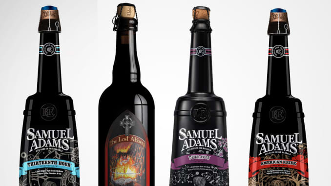 Craft beers get heavy     on the alcohol