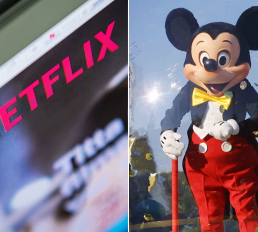 Disney vs Netflix: Here's which stock would have made you richer if you invested $1,000 10 years ago