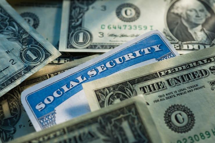 Premium: Social Security card money