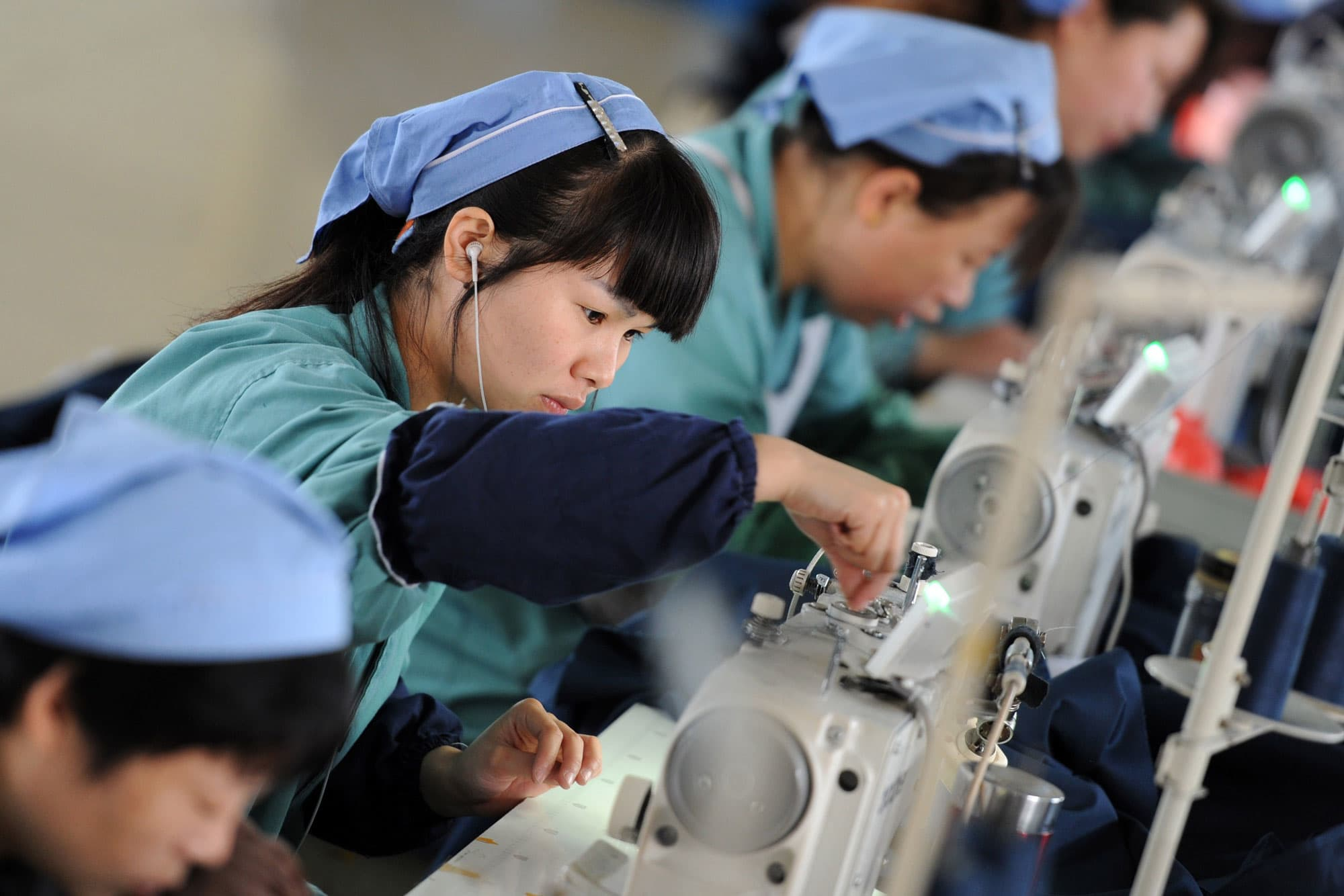China's manufacturing activity expanded in December, a private survey shows