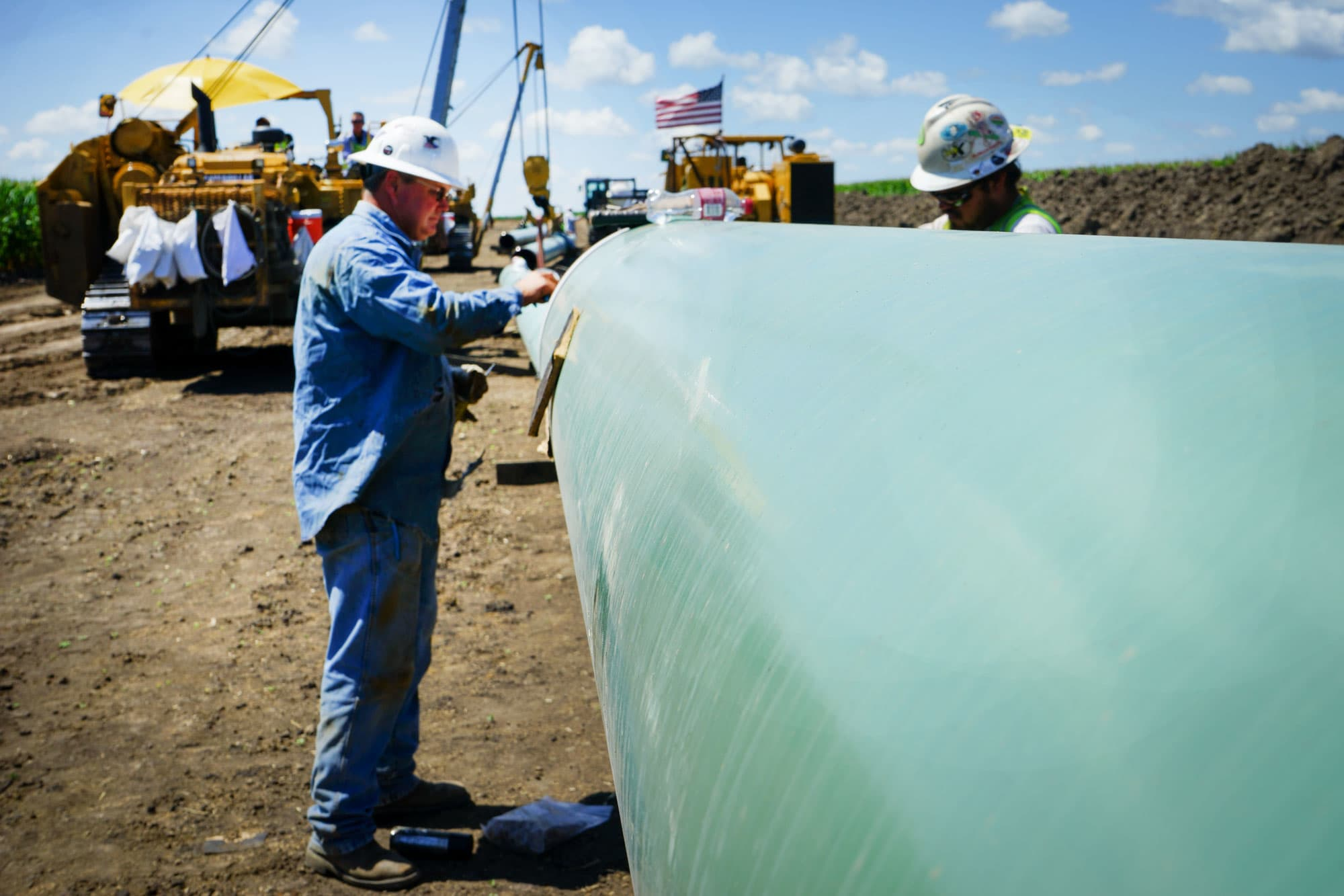 Trump's Made in America pipeline plan draws plenty of warnings